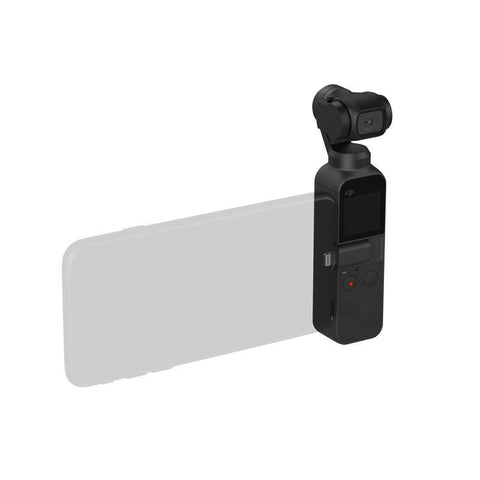 Osmo Pocket 3-axis Stabilized Handheld Camera
