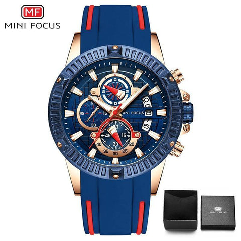 Luxurious Sport Wristwatch