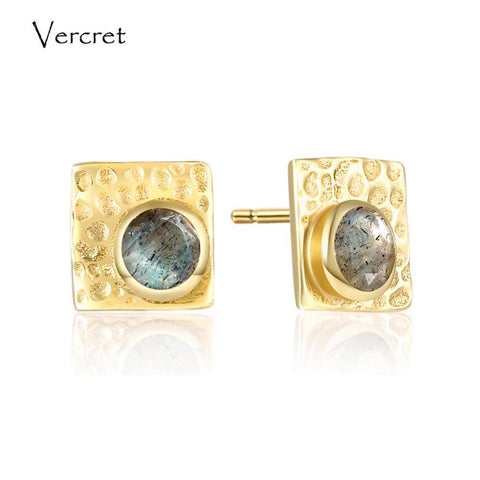Image of Romantic 18k Gold Earrings