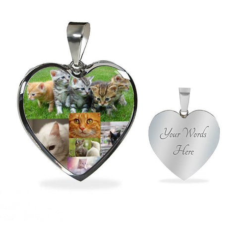 Cat Lovers Necklace