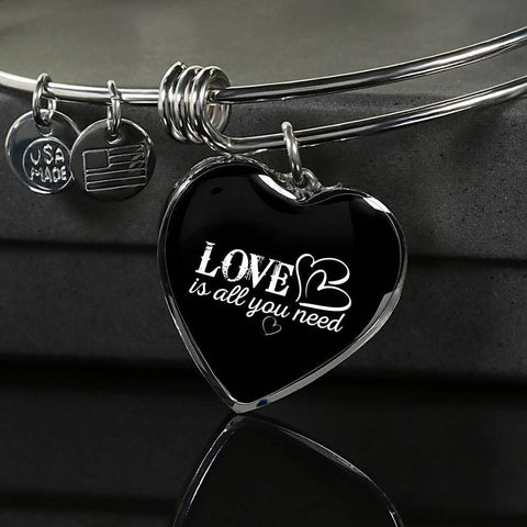 Love is All You Need Necklace