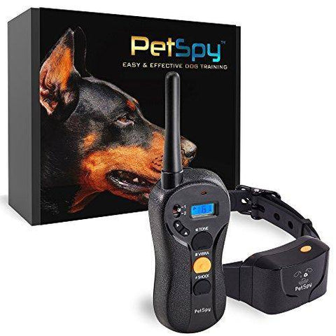 Image of Dog Training Shock Collar for Dogs with Vibration