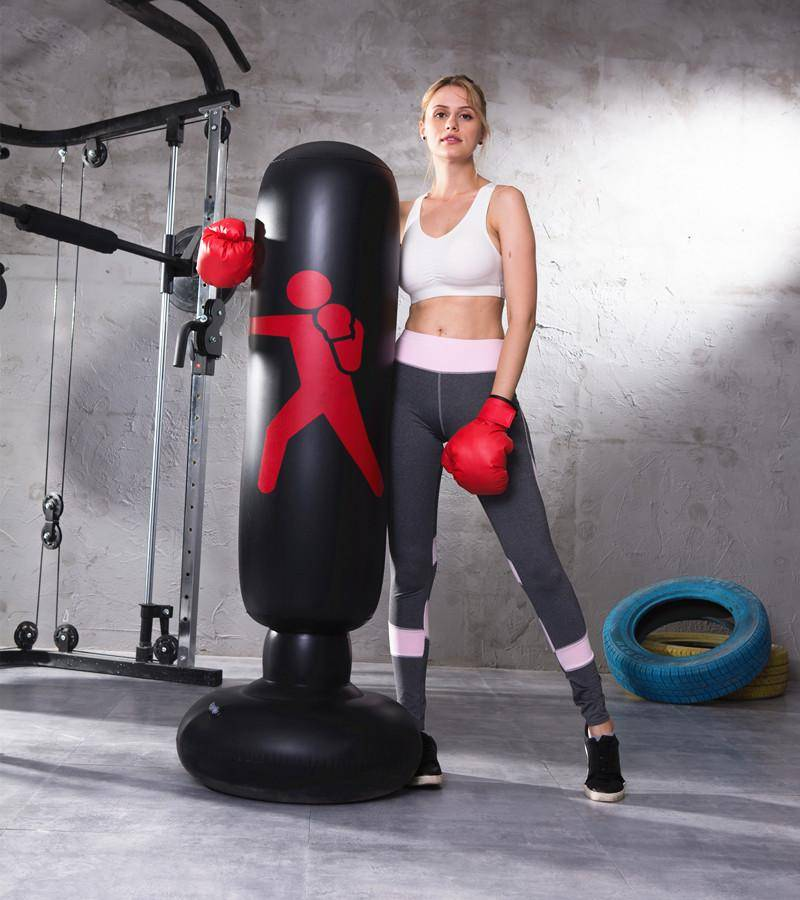 Inflatable Boxing Punching Bag