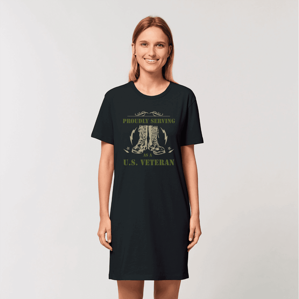 ArmyVET Organic T-Shirt Dress