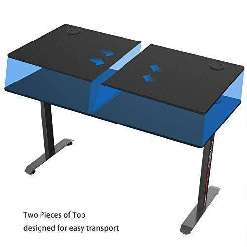 ERGONOMIC 2 Person Racing  Large Gamer Desks