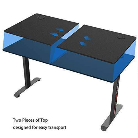 Image of ERGONOMIC 2 Person Racing  Large Gamer Desks