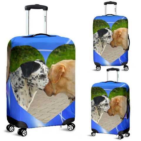 Image of Dog Lovers Suitcase Covers