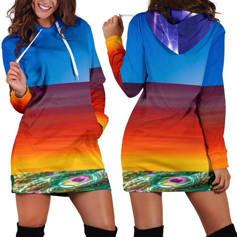Image of HOODIE DRESS