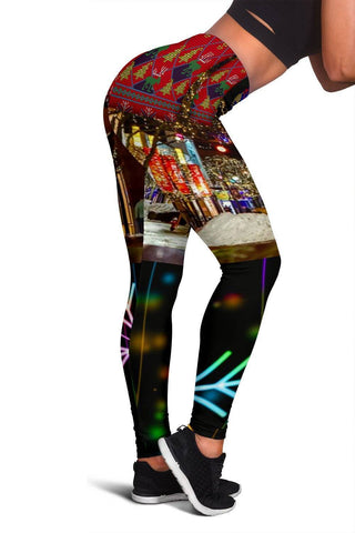 Women Ugly Christmas Leggings