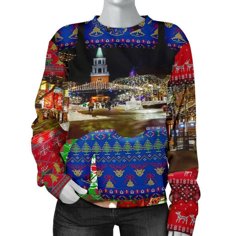 Image of The Ugliest Women Sweater Ever