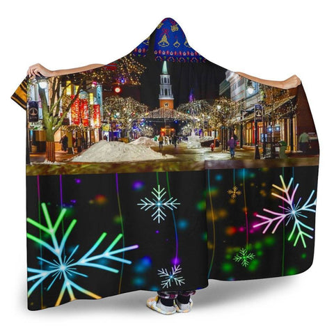 Image of Awesome Ugly Christmas Blanket