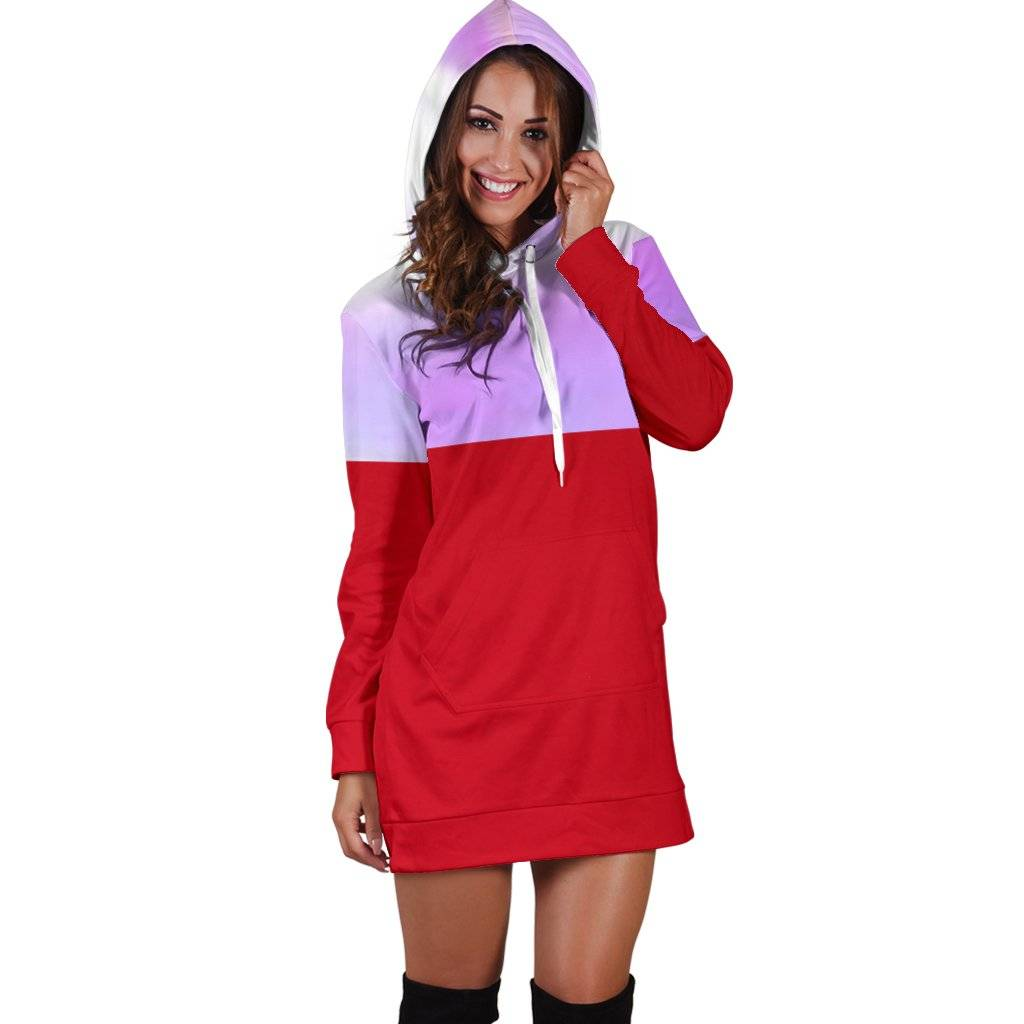 Sports Hoodie Dress