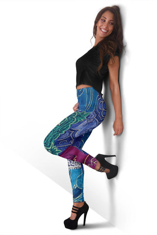 Image of Ladies Awesome Leggings