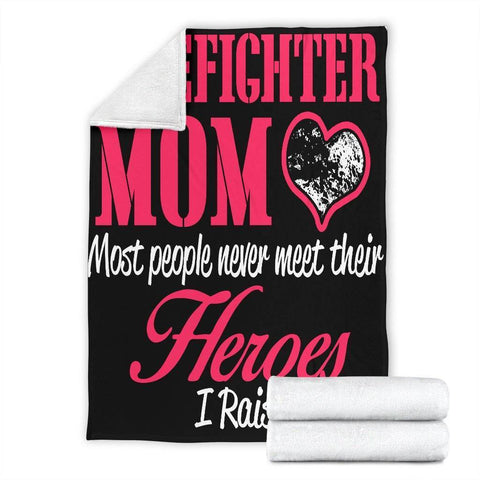 Image of Fire Fighter Mom