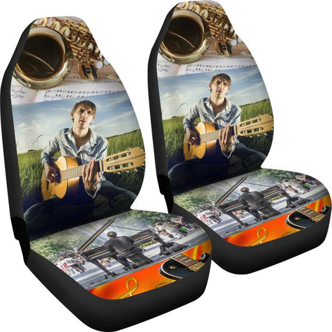 Musical Car Seat Covers