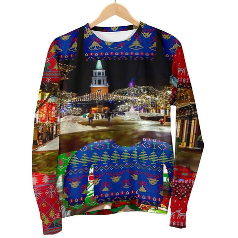 The Ugliest Women Sweater Ever