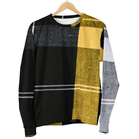 Image of Men's Plaid Sweater