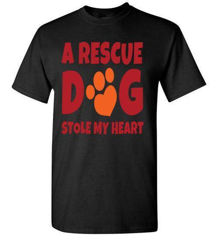 Gildan Short-Sleeve Dog Rescue T-Shirt