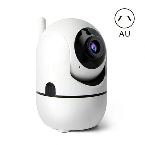 Image of Intelligent Security Camera