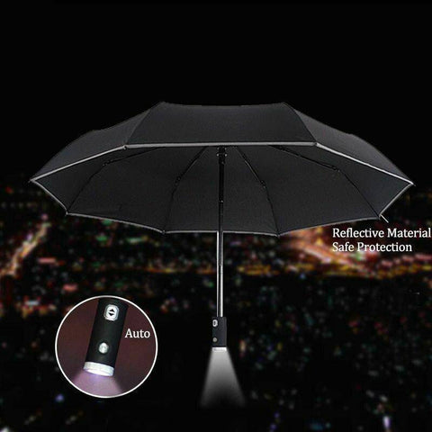 Image of LED Folding Umbrella