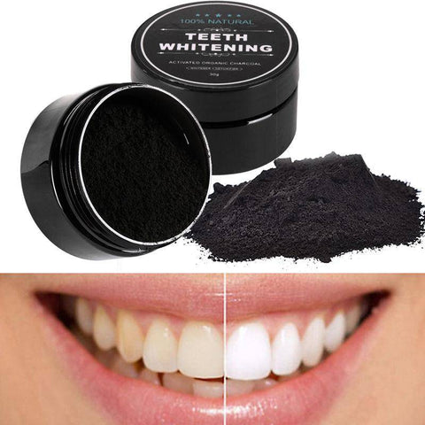 Image of Charcoal Teeth Whitening