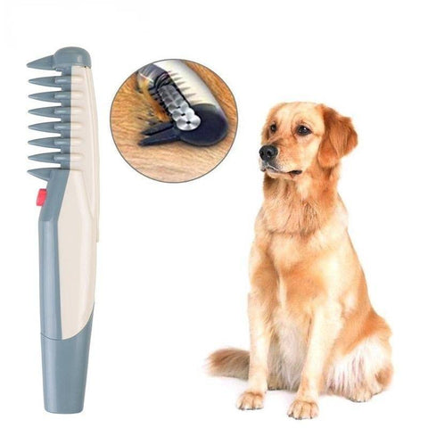 Image of The New Electric Pet Comb
