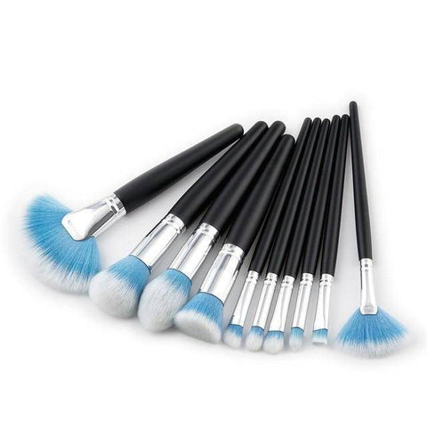 10cs Face Beauty Makeup brush Set