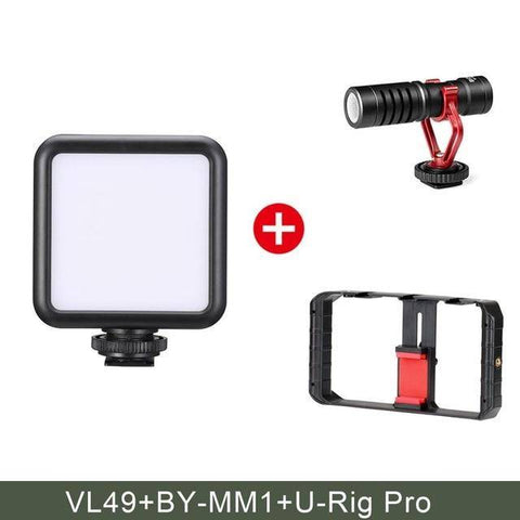 Image of Smartphone Video Rig