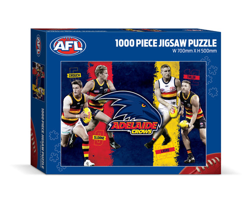 Adelaide Crows 1000 Piece Jigsaw Puzzle