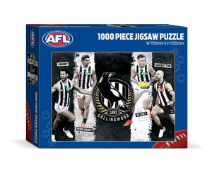Collingwood Magpies 1000 Piece Jigsaw Puzzle