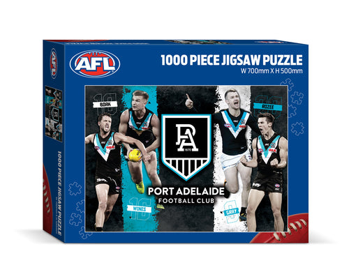 Port Adelaide 1000 Piece Jigsaw Puzzle