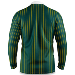 Cricket Australia Blazer Long Sleeve Sun Shirt