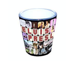 Elvis Grid Collage Mug