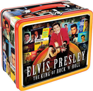 ELVIS ALBUMS LUNCH BOX