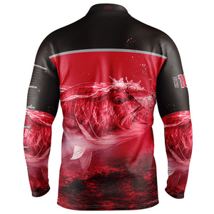 AFL Essendon Fishing Shirt
