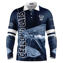 AFL Geelong Fishing Shirt