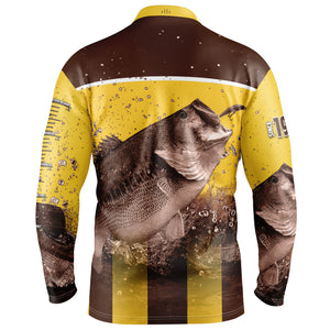 AFL Hawthorn Fishing Shirt