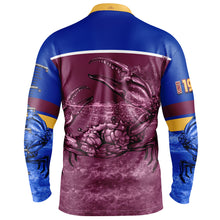 AFL Brisbane Fishing Shirt