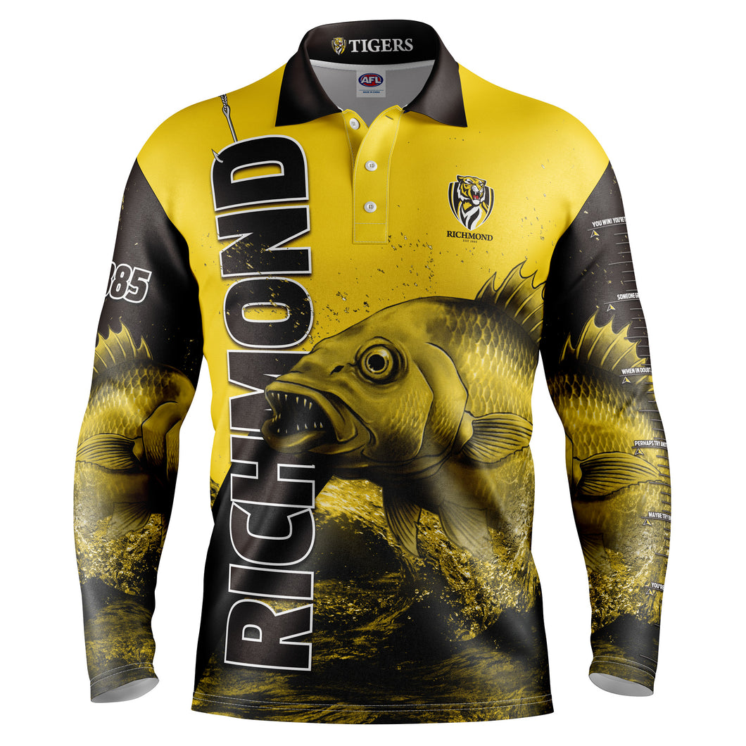 AFL Richmond Fishing Shirt
