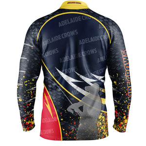 Adelaide Crows Fishing Shirt Back
