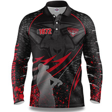 Essendon Bombers Fishing Shirt Front