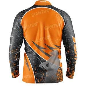 GWS Giants Fishing Shirt Back