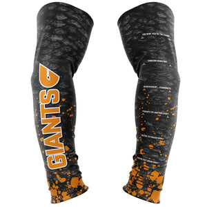 GWS Giants Fishing Shirt Arms