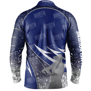 North Melbourne Fishing Shirt Back
