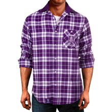 AFL Flannel Shirt Fremantle Dockers Front