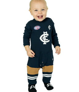 AFL Carlton Blues Footysuit