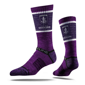 Fremantle Dockers Premium Crew Team Socks