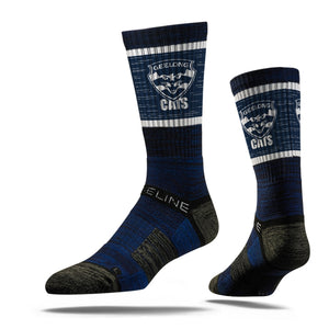 Geelong Cats Premium Crew Team Socks