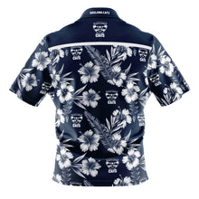 Geelong Cats Hawaiian Shirt Back