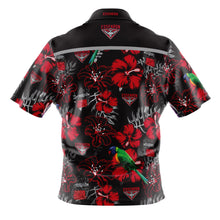 Essendon Bombers Hawaiian Shirt Back
